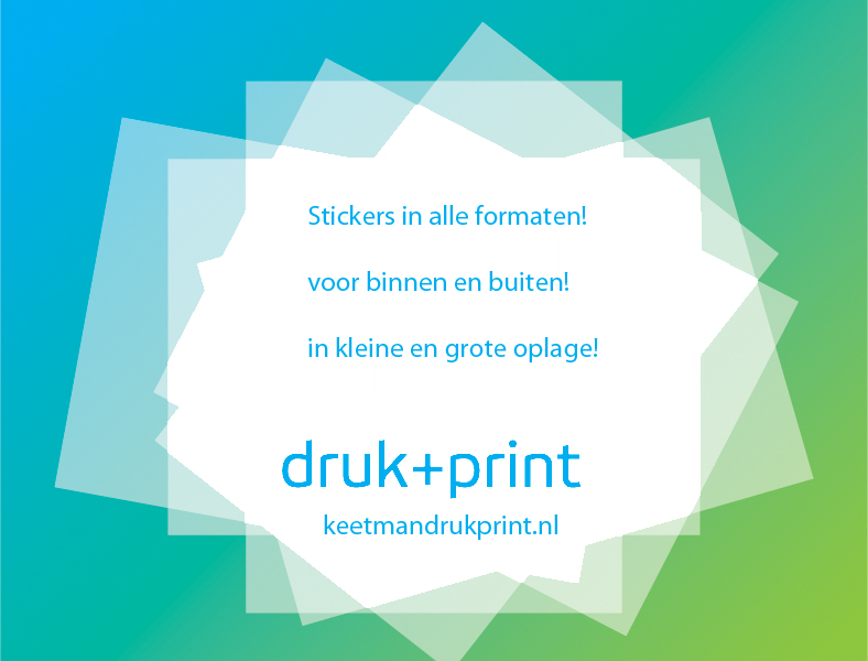 Stickers printen Sneek - stickers_sneek_keetman